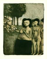 Federico Castellon: Weibliche Akte