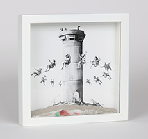 Banksy: Box Set - Walled Off Hotel