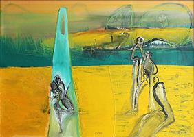 Clemens Kaletsch: Yellow Part