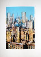 Gottfried Salzmann: New York - Deluxe