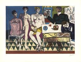 Franco Gentilini: Casa di piacere