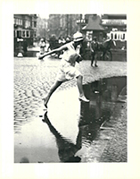 Friedrich Seidenstücker: Pfützenspringer-Serie, Berlin 1930