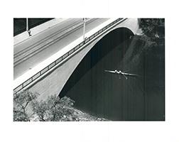 Hans Finsler: Brücke, 1928