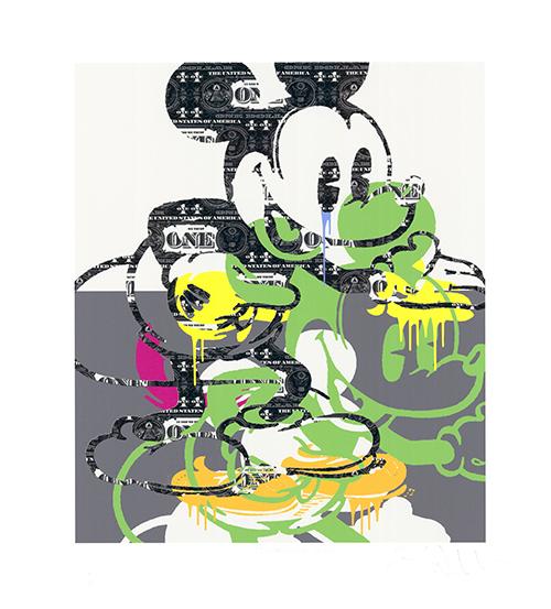 Ben Allen: Deconstructed Mickey