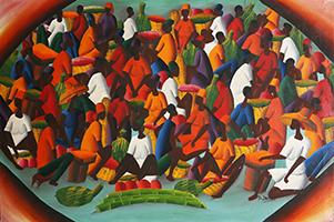 Jacques, P.: ohne Titel (Haiti)