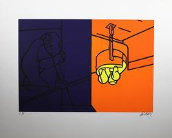 Valerio Adami: Impressions d´Afrique