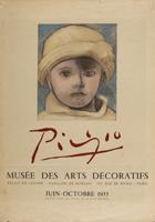 Pablo Picasso: Musée des Arts Décoratifs, Paris