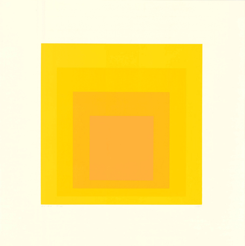 Josef Albers: KV-RW (Homage to the Square)