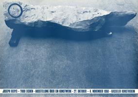 Joseph Beuys: 7000 Eichen - Ausstellung über ein Kunstwerk7000