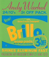 Andy Warhol: Brillo