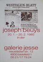 Joseph Beuys: Westfalen-Blatt