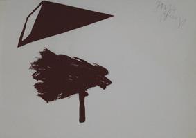 Joseph Beuys: Zeichen aus dem Braunraum