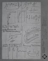 Joseph Beuys: Progammentwurf zum Montagabend