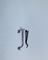 Jim Dine: Komposition