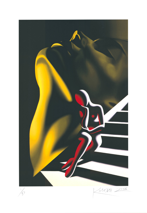 Mark Kostabi: The Edge of Ecstacy