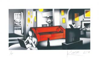 Mark Kostabi: Quality Time