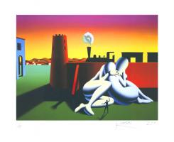 Mark Kostabi: The offering