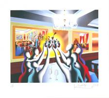 Mark Kostabi: The new alchemy