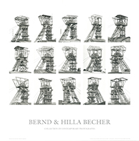 Bernd und Hilla Becher: Fördertürme