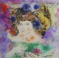 Ernst Fuchs: Portrait