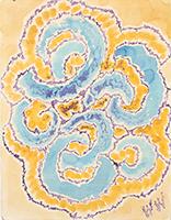William Wauer: Blumenschlange
