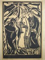 Christian Rohlfs: Die heiligen 3 Könige