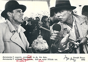 Joseph Beuys: documenta 7
