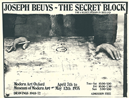 Joseph Beuys: The Secret Block