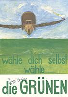Joseph Beuys: Wähle dich selbst wähle die Grünen