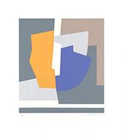 Godfried Lamers: geometrische Komposition