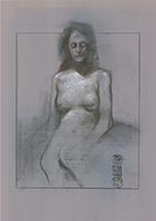 Per Gernhardt: Weiblicher Akt