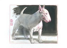 Per Gernhardt: Pitbull Terrier