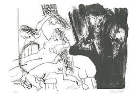 Armin Mueller-Stahl: Hamlet Szenenprobe