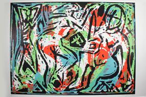 A.R. Penck: Figuren