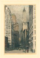 Luigi Kasimir: Wallstreet April 1936
