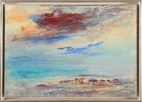 Peter Möbus: Landschaft