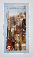 Gottfried Salzmann: Skyscrapers