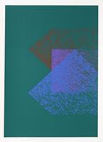 Almir Mavignier: Geometrische Komposition