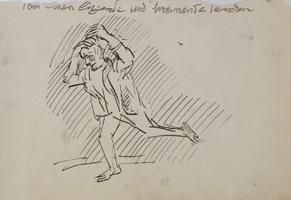A.R. Penck: Auf der Flucht