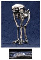 Hans-Rudolf Giger: Bambi Alien