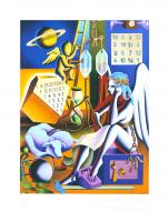 Mark Kostabi: Time Will Tell