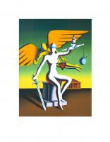 Mark Kostabi: The Heart Of The Matter
