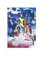 Mark Kostabi: The Sharper Wit