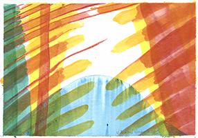 Willibrord Haas: Lichtschrägen