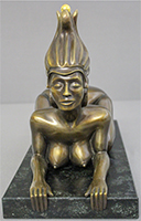 Ernst Fuchs: Wiener Sphinx