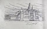 Ernst Fuchs: Stadt Gottes