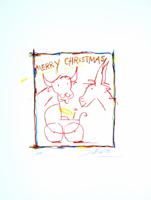 Wilhelm Schlote: Merry Christmas - Die Krippe
