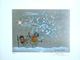 Wilhelm Schlote: Der Weg nach Bethlehem