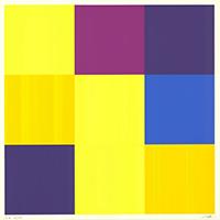 Richard Paul Lohse: Geometrische Komposition
