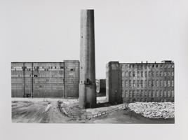 Manfred Hamm: Kontorgebäude der mechanischen Weberei, Bielefeld